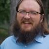 Portrait of Dr. Forrest Bowlick, smiling.